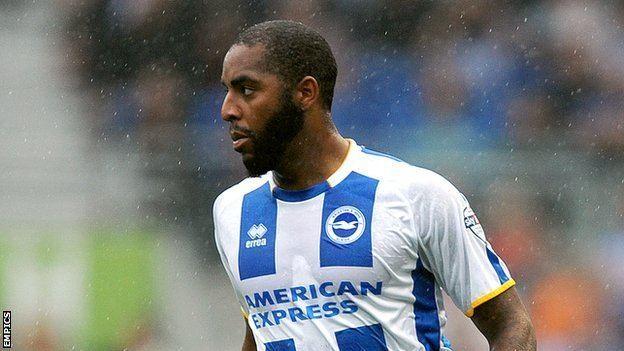 Kemy Agustien BBC Sport Kemy Agustien Brighton midfielder looks to
