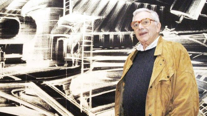 Ken Adam Sir Ken Adam James Bond production designer dies aged 95 BBC News