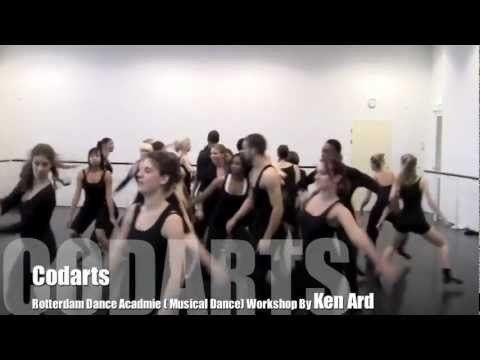 Ken Ard (dancer) Musical Dance Workshop by Ken Ard YouTube