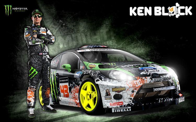 Ken Block Clarkson Hammond May and Ken Block Live In Joburg Auto