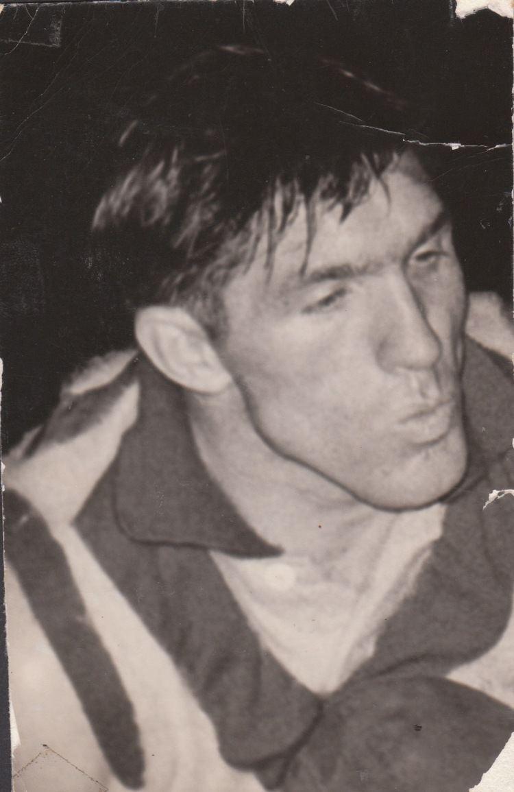 Ken Boyd (footballer) Ken Boyd ON REFLECTION