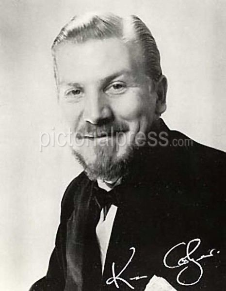 Ken Colyer Ken Colyer Pictorial Press Music Film TV Personalities Photo