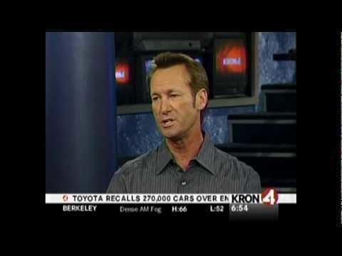 Ken Flach Tennis39 Ken Flach on KRON YouTube