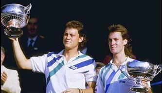 Ken Flach Ken Flach Robert Seguso USA ATP Tennis Memories 80s