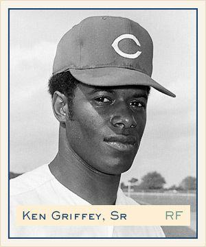 e78cc69d66 Ken Griffey Sr. George Kenneth Griffey Sr Cincinnati Reds