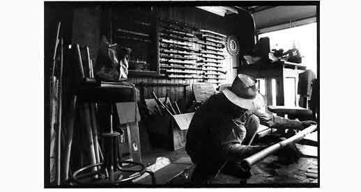 Ken LaCosse Flutemaking Approach MujitsuTaimu Shakuhachi Ken LaCosse