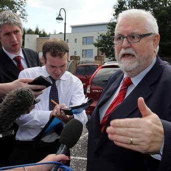 Ken Maginnis Maginnis abandons roadrage appeal BelfastTelegraphcouk