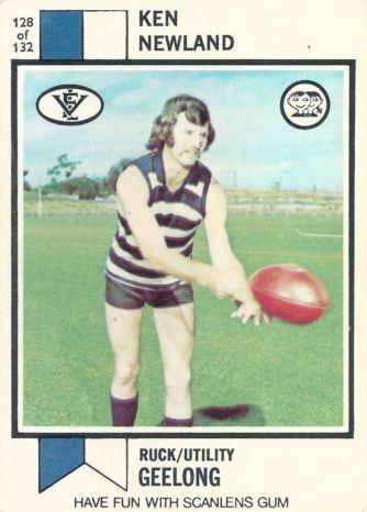 Ken Newland Australian Football Ken Newland Player Bio