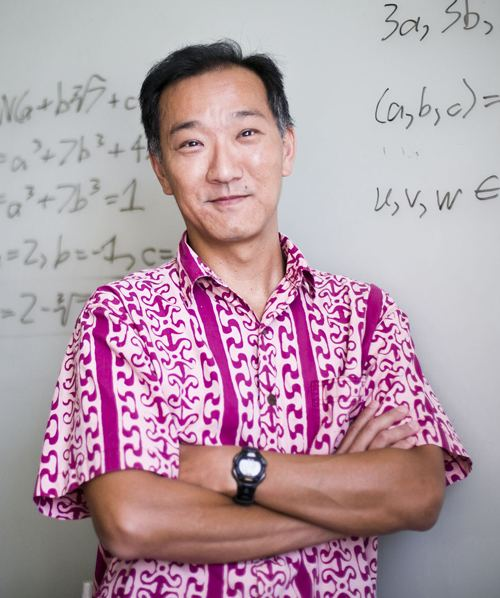Ken Ono Mathematicians Chase Moonshine String Theory Connections