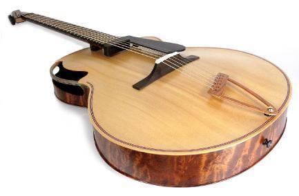 Ken Parker (guitar maker) Ken Parker Archtops Home
