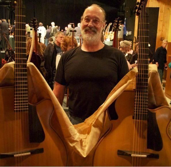 Ken Parker (guitar maker) kenwoodstock2013jpeg