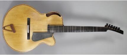 Ken Parker (guitar maker) Ken Parker Archtops Guitars