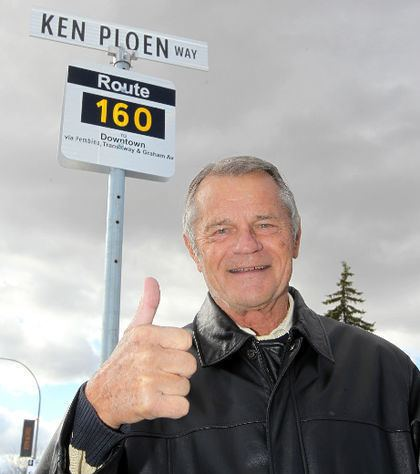 Ken Ploen Street near stadium named after living legend Ken Ploen