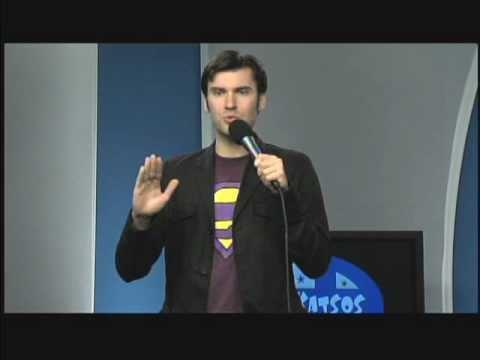 Ken Reid (comedian) Ken Reid does standup comedy on The Steve Katsos Show YouTube