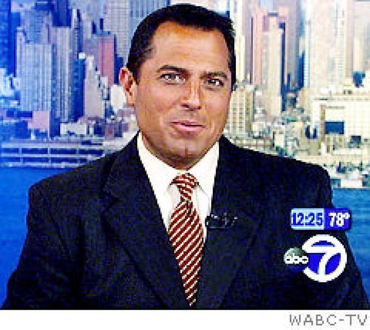 Ken Rosato Good 39Morning39 to Ch 739s new coanchor NY Daily News
