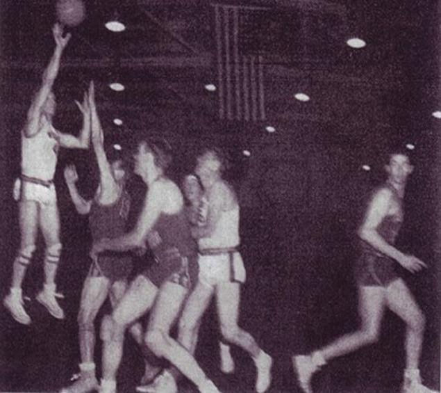 Ken Sailors Kenny Sailors and the Jump Shot Heard 39Round the World