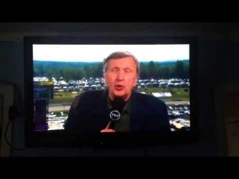 Ken Squier Ken Squiers final message for NASCAR on TNT YouTube