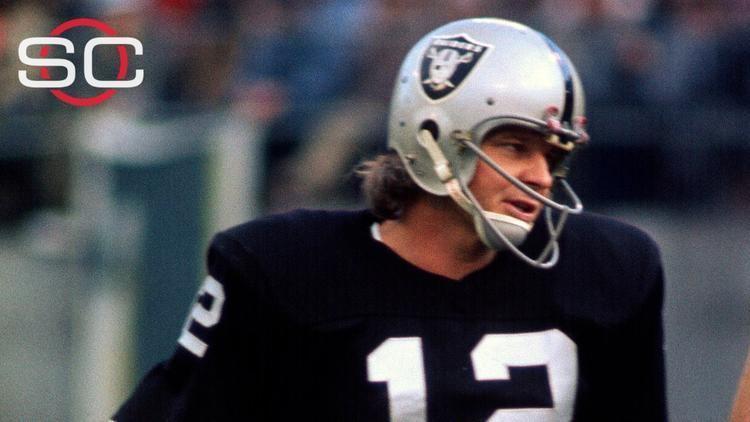 Ken Stabler Ken Stabler former Raiders QB dies abc7nycom