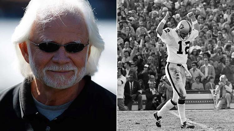Ken Stabler Legendary NFL quarterback and former Oakland Raider Ken
