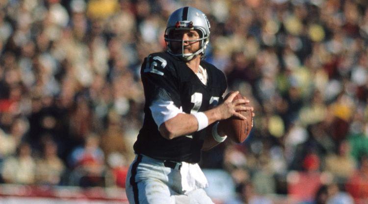 Ken Stabler NFL legend Ken Stabler was a Raider and a winner