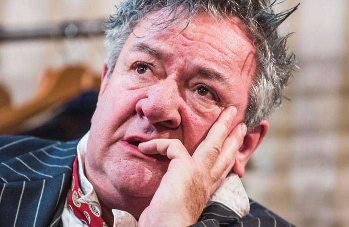 Ken Stott Ken Stott Actors cant make a living from theatre anymore Its