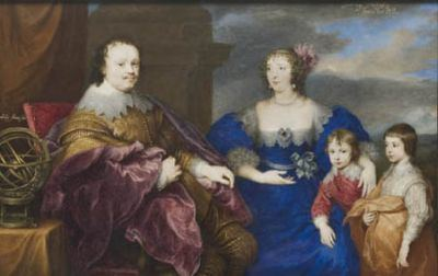 Kenelm Digby Sir Kenelm Digby his wife Venetia and his two sons 1633 2