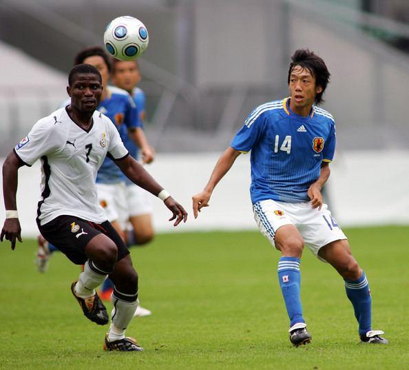Kengo Nakamura Kengo Nakamura Photos Japan v Ghana International