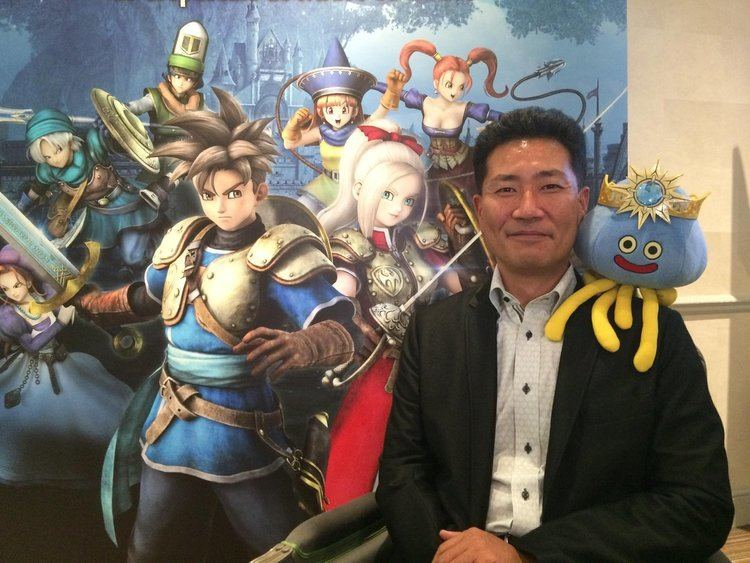 Kenichi Ogasawara Dragon Quest on Twitter This is Kenichi Ogasawarasan from Omega