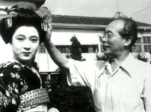Kenji Mizoguchi Kenji Mizoguchi Japans Forgotten Master MostlyFilm