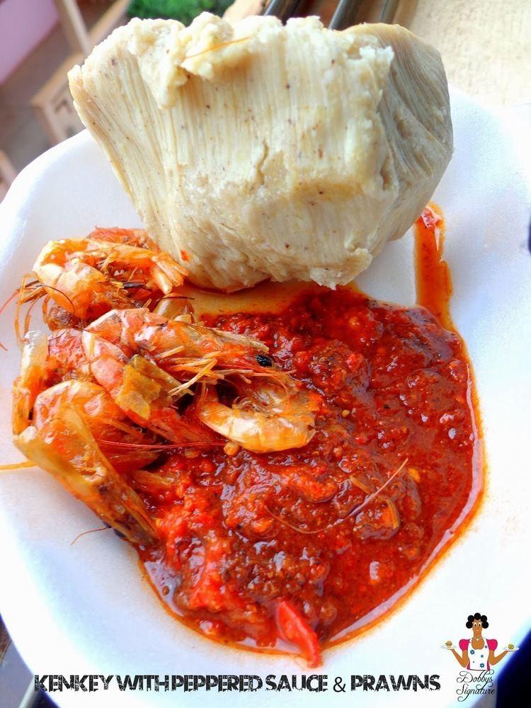 Kenkey Dobby39s SignatureNigerian Food Nigerian Recipes How to Cook