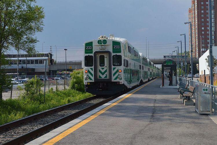 Kennedy GO Station