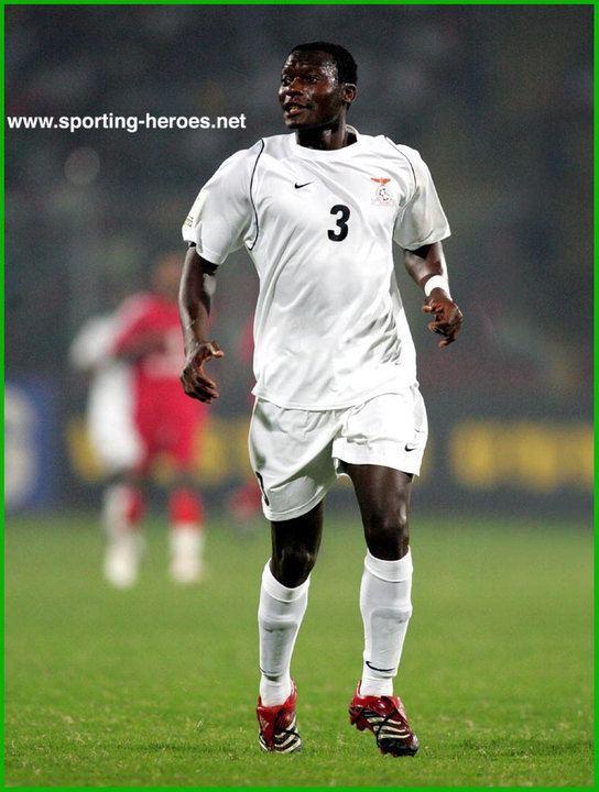 Kennedy Nketani Kennedy Nketani African Cup of Nations 2008 Zambia