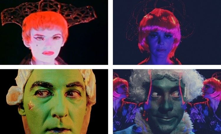 Kenneth Anger Kenneth Anger Inspiration Exhibition Inquisition