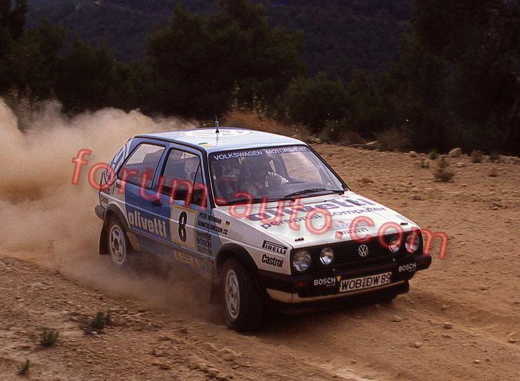 Kenneth Eriksson VW GOLF Page 5 Histoires du sport automobile FORUM