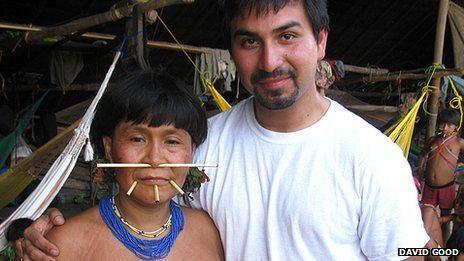 Kenneth Good (anthropologist) Steve Sailer iSteve My Ynomam Mama