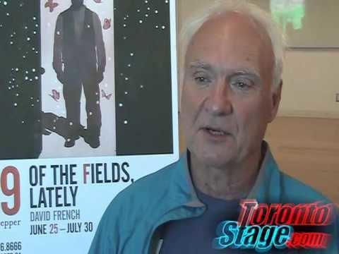 Kenneth Welsh TorontoStagecom interviews Kenneth Welsh YouTube