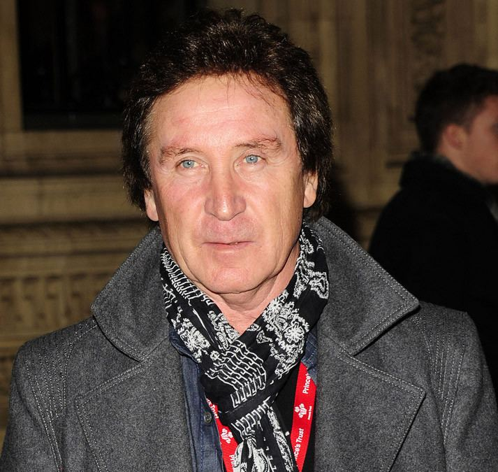 Kenney Jones Pete Townshend and Roger Daltrey reunite with Kenney Jones