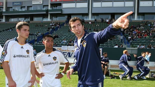 Kenny Arena LA Galaxy add Kenny Arena to coaching staff LA Galaxy