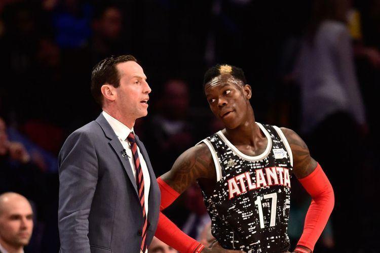 Kenny Atkinson Atlanta Hawks assistant Kenny Atkinson should top New Orleans