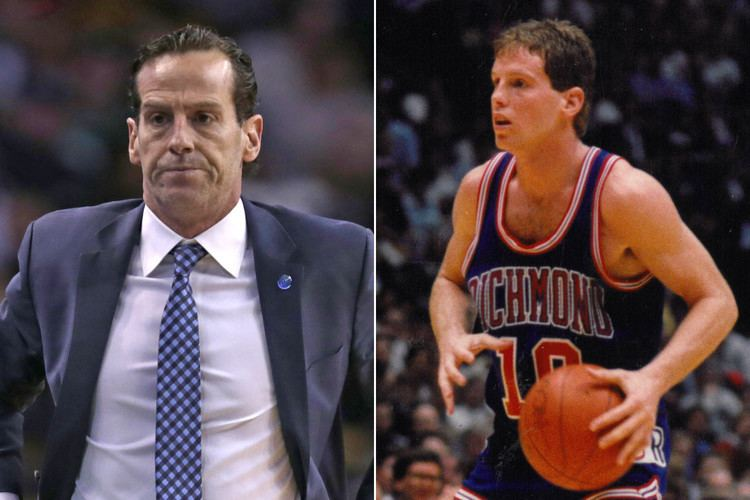 Kenny Atkinson Meet Nets Kenny Atkinson who fought like hell for this shot New