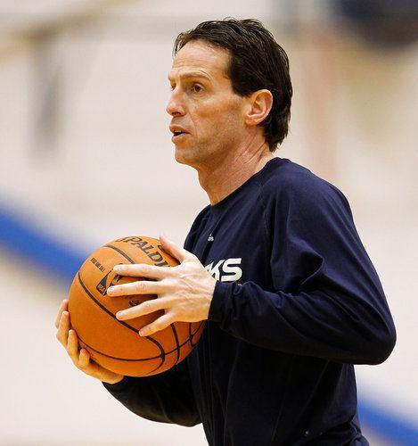 Kenny Atkinson 2012 NBA Offseason Hawks add former Knicks Assistant Kenny