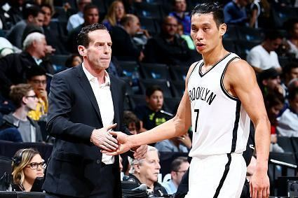 Kenny Atkinson Linsanity a Memory Nets Offering Second Act for Jeremy Lin and