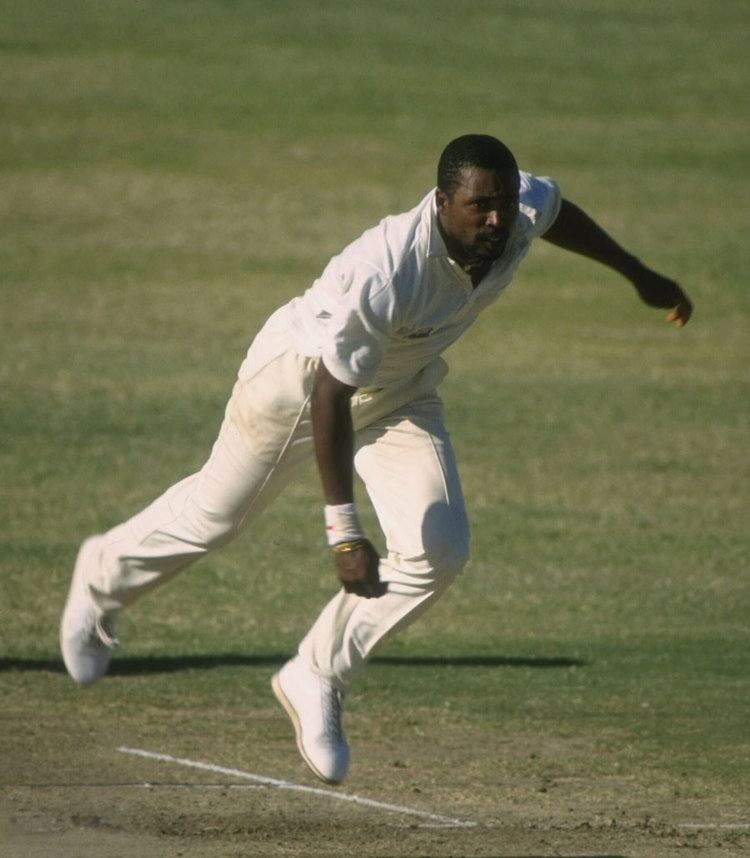 Kenny Benjamin (Cricketer) in the past