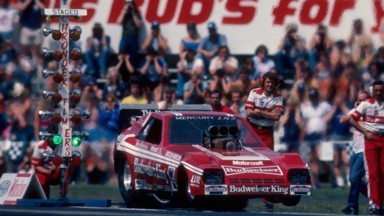 Kenny Bernstein Kenny Bernstein doubles up in Indy in 1983 YouTube