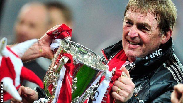 Kenny Dalglish BBC Sport Kenny Dalglish returns to Liverpool on board