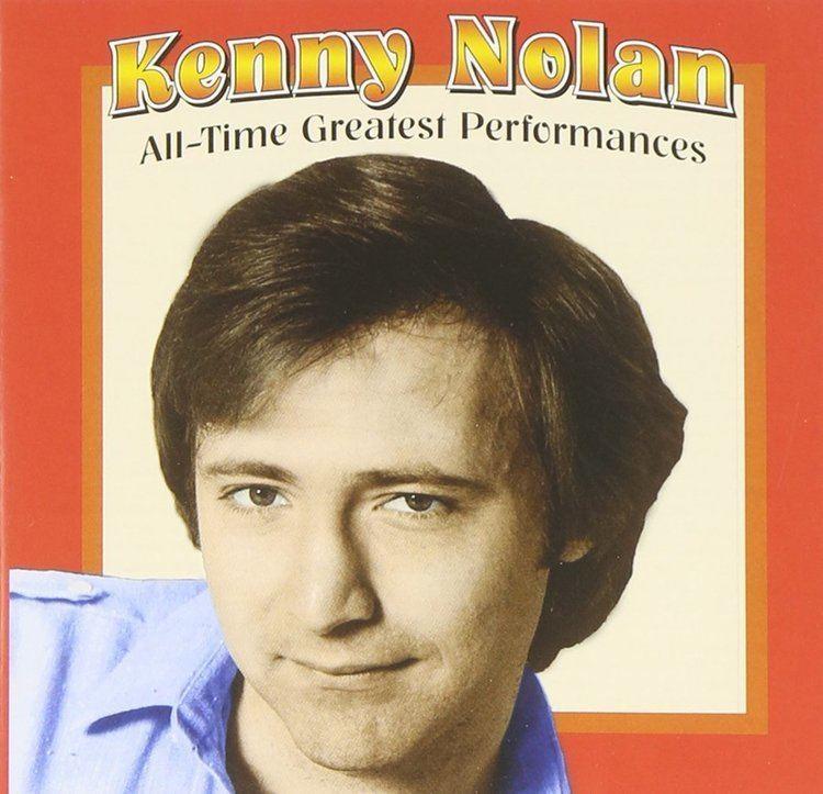 Kenny Nolan Kenny Nolan All Time Greatest Performances Amazoncom