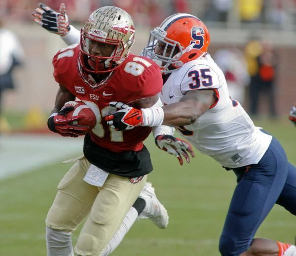 Kenny Shaw WR Kenny Shaw says FSU39s maturity was noticeable from the