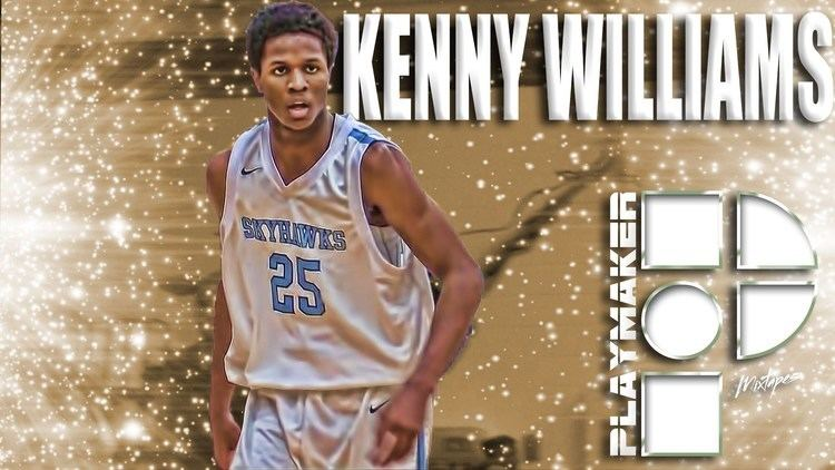 Kenny Williams (basketball) UNC Bound Kenny Williams Puts 27 On Highland Springs YouTube