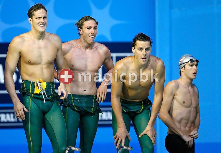 Kenrick Monk 12th FINA WORLD CHAMPIONSHIPS 50m Sports Swimming