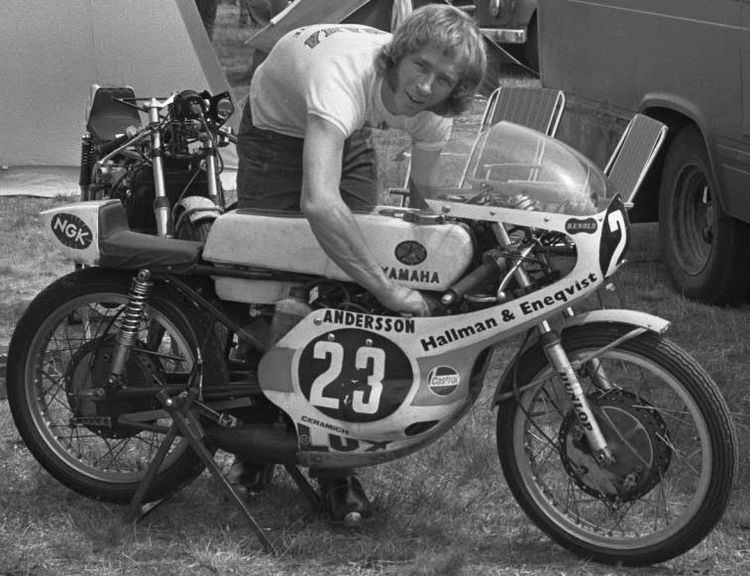 Kent Andersson (motorcyclist)